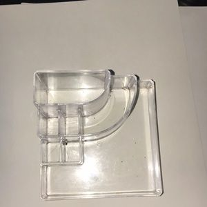 Other - Clear Plastic Organizer